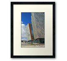 Titanic Building Framed Print