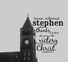 Stephen victorious by Kimberose