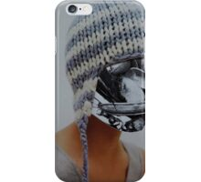 The Face of Vegetarianism iPhone Case/Skin