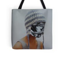The Face of Vegetarianism Tote Bag