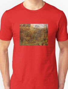 stairs in the park T-Shirt