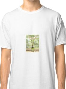 Paper Whites in Sunlight Classic T-Shirt