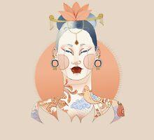 Jade Tattoo Art Unisex T-Shirt
