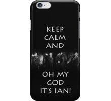 Oh My Ian Somerhalder iPhone Case/Skin