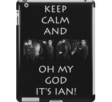 Oh My Ian Somerhalder iPad Case/Skin