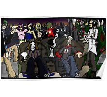 Graff Cast Poster