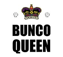 Bunco Queen Dice by AmazingMart