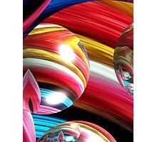 Yarn Art Photographic Print