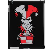 Shaco Riddle Box iPad Case/Skin