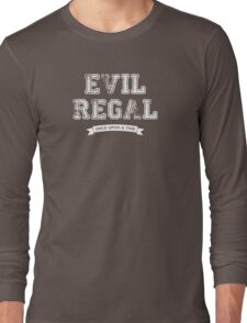 Once Upon a Time - Evil Regal Long Sleeve T-Shirt