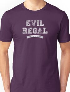 Once Upon a Time - Evil Regal Unisex T-Shirt