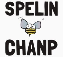 Spelling Bee Champ Kids Clothes
