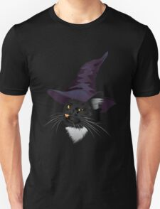 Kitty Witchy Unisex T-Shirt