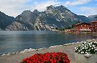 Torbole, Lake Garda, Italy by RedHillDigital