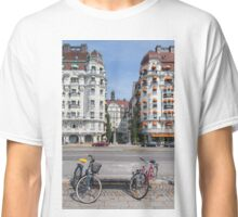 Streets of Stockholm Classic T-Shirt