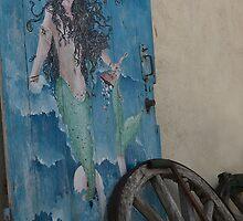 Alonissos mermaid by aaustin