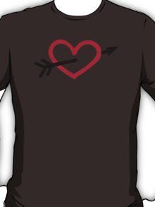 Heart arrow T-Shirt
