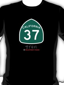 Train Bulletproof Picasso T-Shirt