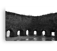 fort Canvas Print