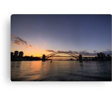 Anticipation - Moods Of A City  - The HDR Series Canvas Print