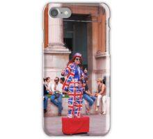 Street Artist London GB iPhone Case/Skin