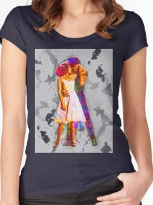 Time of My Life (Timeless Love II) Women's Fitted Scoop T-Shirt