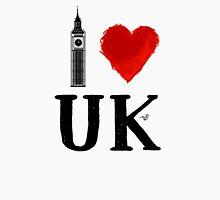 I Heart UK (remix) Unisex T-Shirt