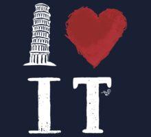I Heart Italy (remix) by TAIs TEEs