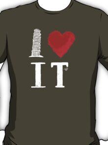 I Heart Italy (remix) T-Shirt