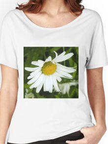 Big Chamomile 4 Women's Relaxed Fit T-Shirt