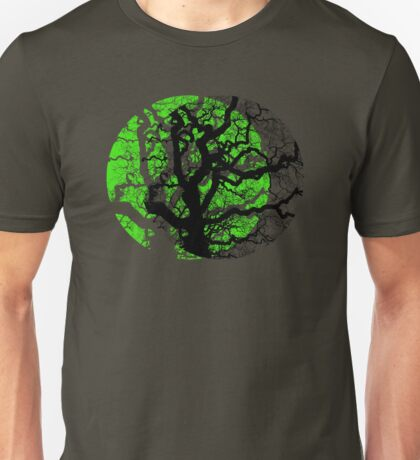 MOON TREE Unisex T-Shirt