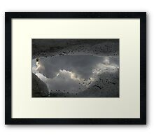Reflections Of This Today Framed Print