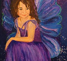 Night Fairy by Michelle Larrea