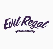 Once Upon a Time - Evil Regal - Purple Kids Clothes