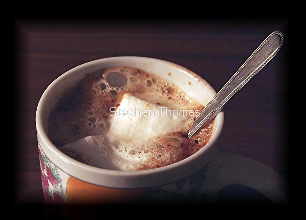 Hot Chocolate  by Stephen Thomas