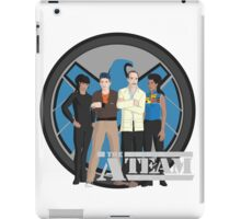 I Love It When A Plan Comes Together iPad Case/Skin