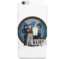 I Love It When A Plan Comes Together iPhone Case/Skin