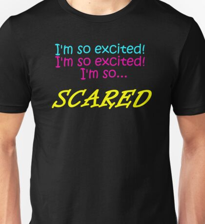 SBTB So Scared Unisex T-Shirt