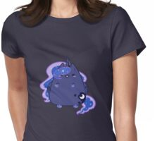 Luna kitty Womens Fitted T-Shirt