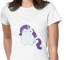 Rarity kitty Womens Fitted T-Shirt