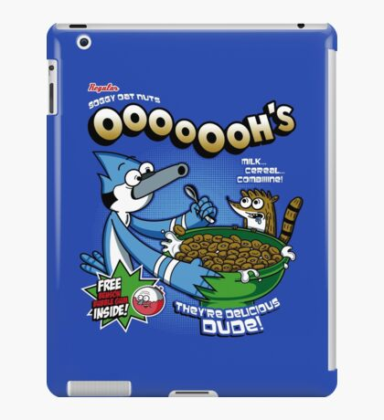 Regular Cereal iPad Case/Skin