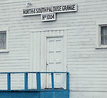 Palouse Grange by dougf