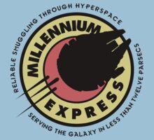 Millennium Express Kids Tee