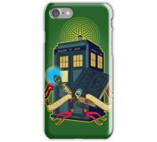 SILENCE-IN-THE-LIBRARY iPhone Case/Skin