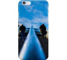 Sage with blue sky iPhone Case/Skin