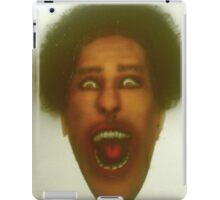 The Mad Man Returns  iPad Case/Skin