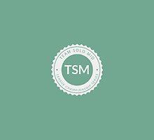 Vintage TSM Boyscout Badge by spacesmuggler