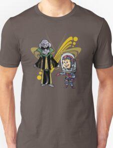 SpaceKid and Space Rock Singing Sensation Quartz Supremo T-Shirt