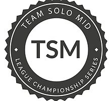 Vintage TSM Boyscout Badge Dark by spacesmuggler