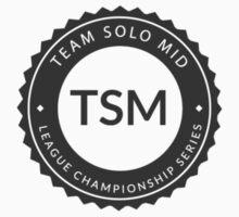 Vintage TSM Boyscout Badge Dark T-Shirt